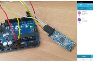 Arduino RADAR Model using Ultrasonic Sensor for Detection
