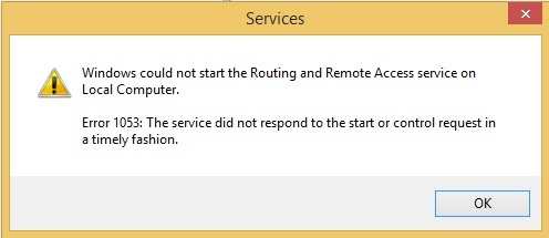 Easiest Way to Fix Windows Service Error 1053: