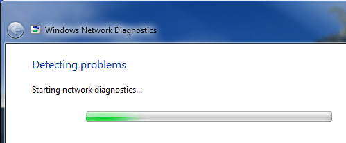How to Identify and Repair Network Problem in Windows 7/8/10