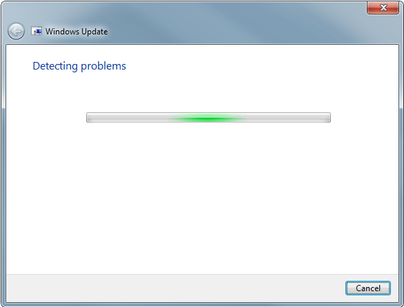 How to Open and Use Windows Update Troubleshooter in Windows 10/8/7