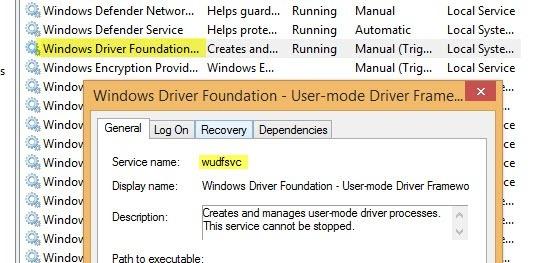 windows-driver-foundation