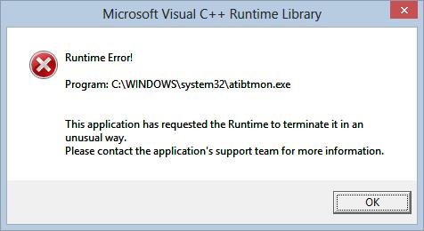 atibtmon.exe_runtime-_error
