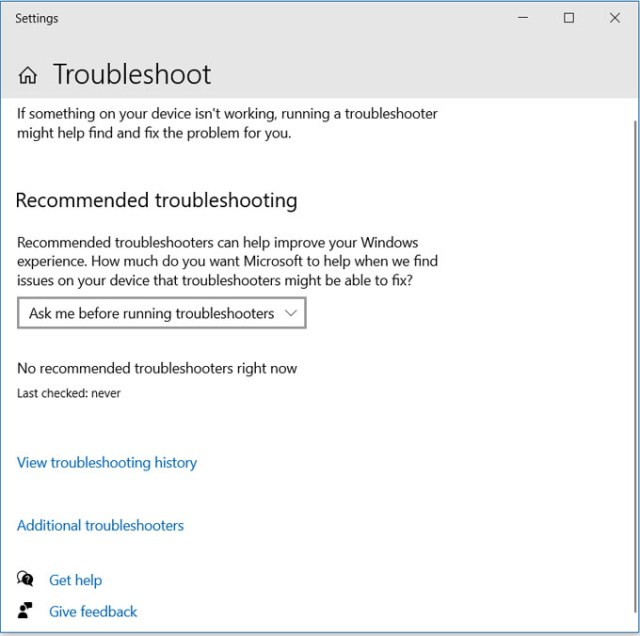 additional_troubleshooter