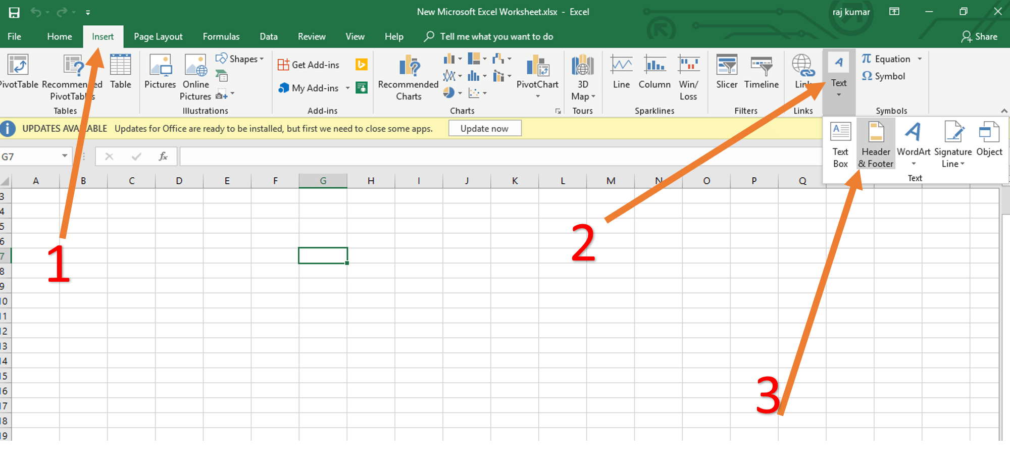 How To Insert Watermark In Excel Picture Or Text