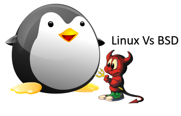 Linux vs BSD- Is BSD better than Linux