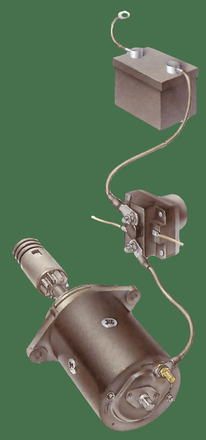 medium resolution of 12v starter relay wiring diagram