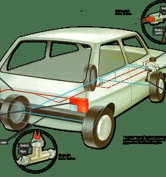 classic car headlight wiring diagram [ 1356 x 1015 Pixel ]