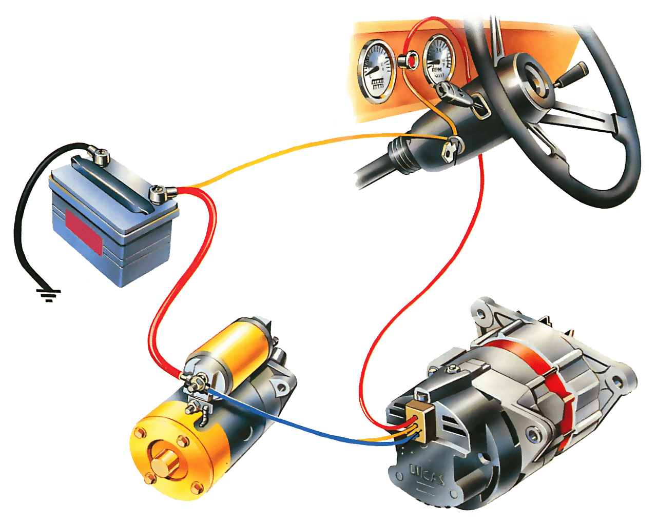 hight resolution of 77 gm ignition wiring diagram