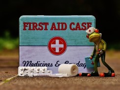 first aid techniques