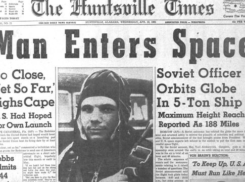 world's first cosmonaut