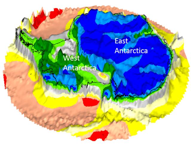 Ancient Lost Continents