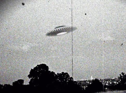 Are UFOs time machines?
