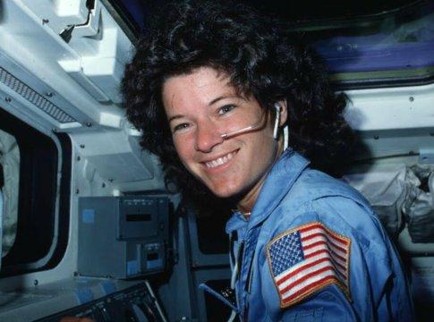 First NASA Female Astronaut