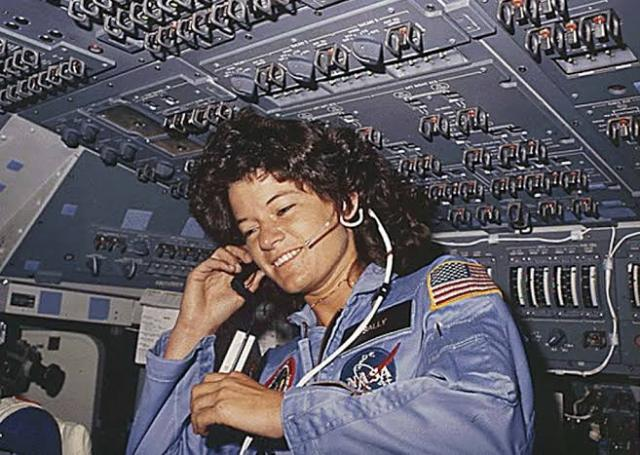 First NASA Female Astronaut