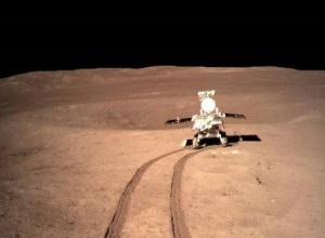 China's Lunar Rover
