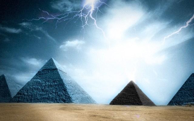 Fourth Great Pyramid Of Giza