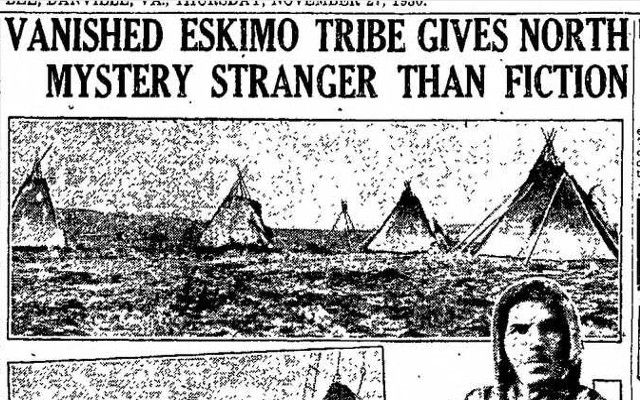 Aliens Abducted The Whole Eskimo Village