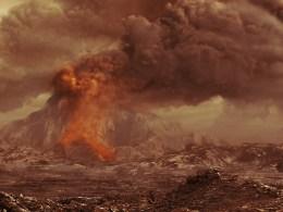 Ancient Civilization on Venus