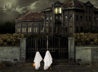 $3 Million haunted house