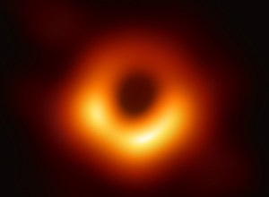 Image Of A Black Hole at the core of M87 galaxy