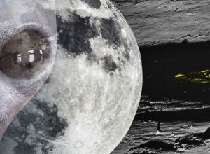 Ancient Alien Weapon Found On Moon