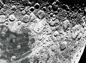 Meteorites Form Craters On The Visible Side Of The Moon