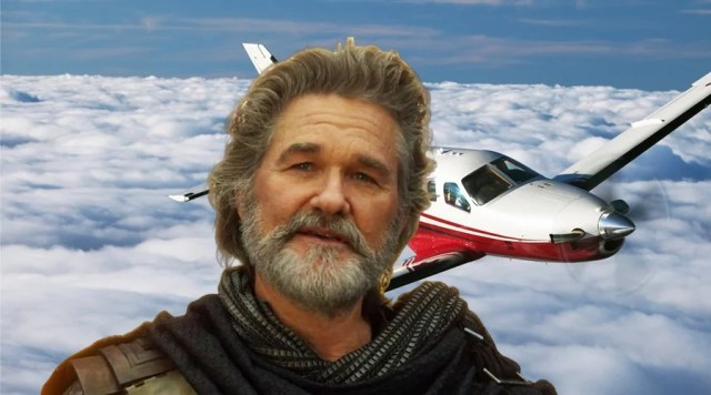 Kurt Russell Reported UFO Encounter