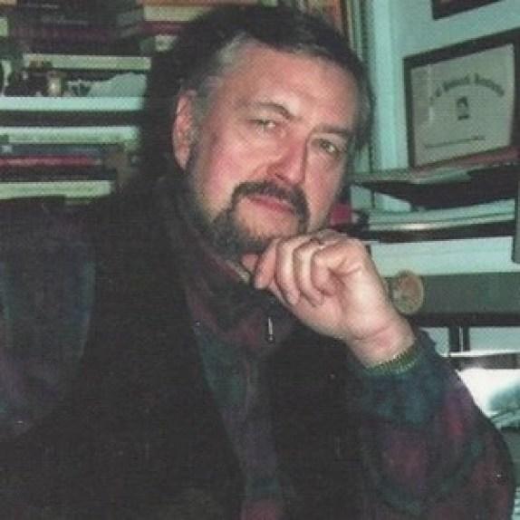 US author Brad Steiger