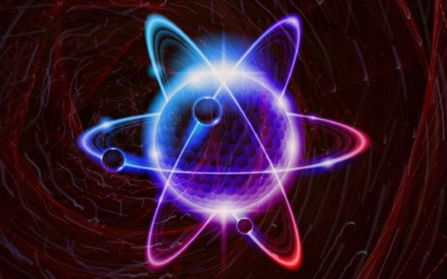 elctron-proton relationship