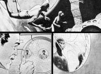 Russian cosmonauts met aliens