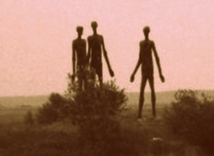 Aliens from planet Orion
