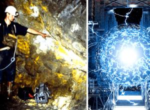 2 billion years old nuclear reactor