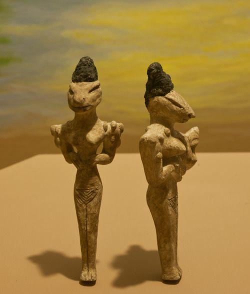 7000 year old lizardmen