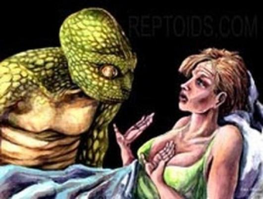 reptilians abduction