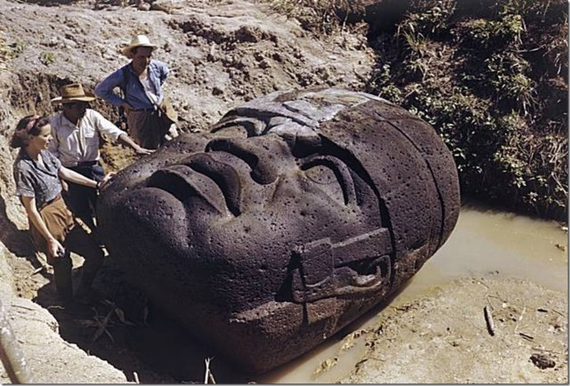 ancient civilization: Olmecs