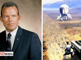 Gordon Cooper UFOs encounter