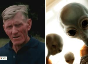 Jan Wolski 1978 alien encounter