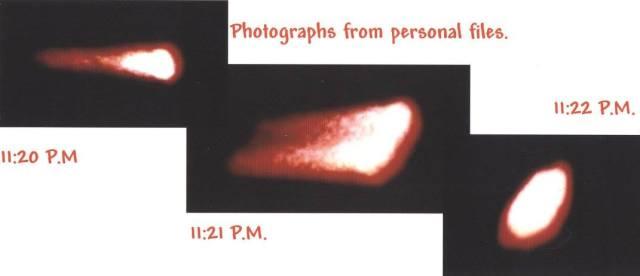 Manitoba ufo sightings