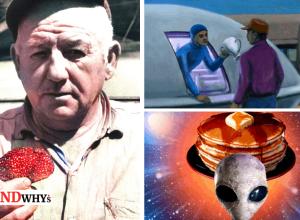 Joe Simonton UFO encounter