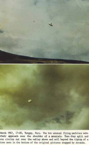 UFO in peru 2