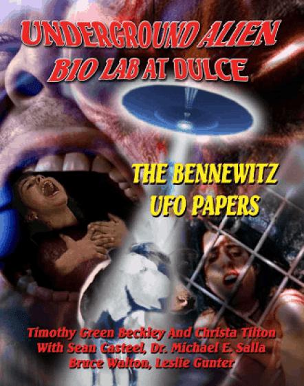 Underground Alien Bio Lab
