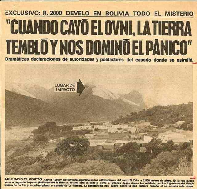 ufo crash 1978
