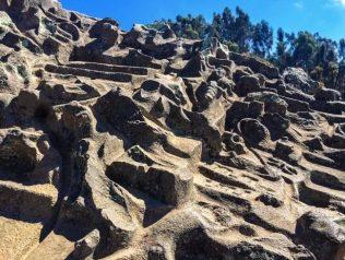 Sayhuite Carved Stone In Peru
