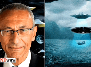 Podesta-Fish Leaked Emails on UFO
