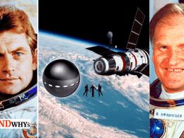 russian cosmonauts ufo encounters