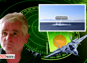 Kevin Day USS Nimitz Tic Tac UFO