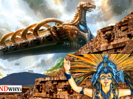 Liquid Mercury Found In Ancient Mexican Pyramid