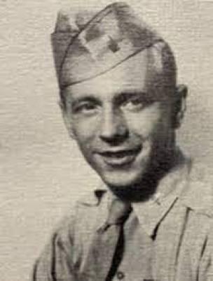 1st Lt. Walter Haut