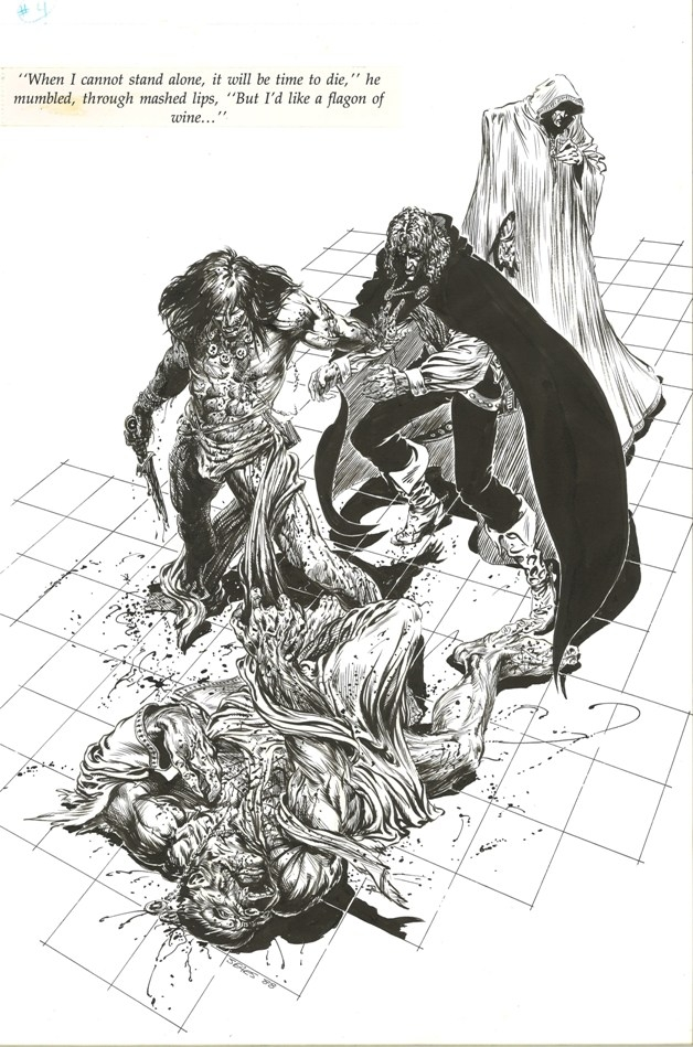 """The Coming of Conan Re-Read: """"Rogues in the House"""