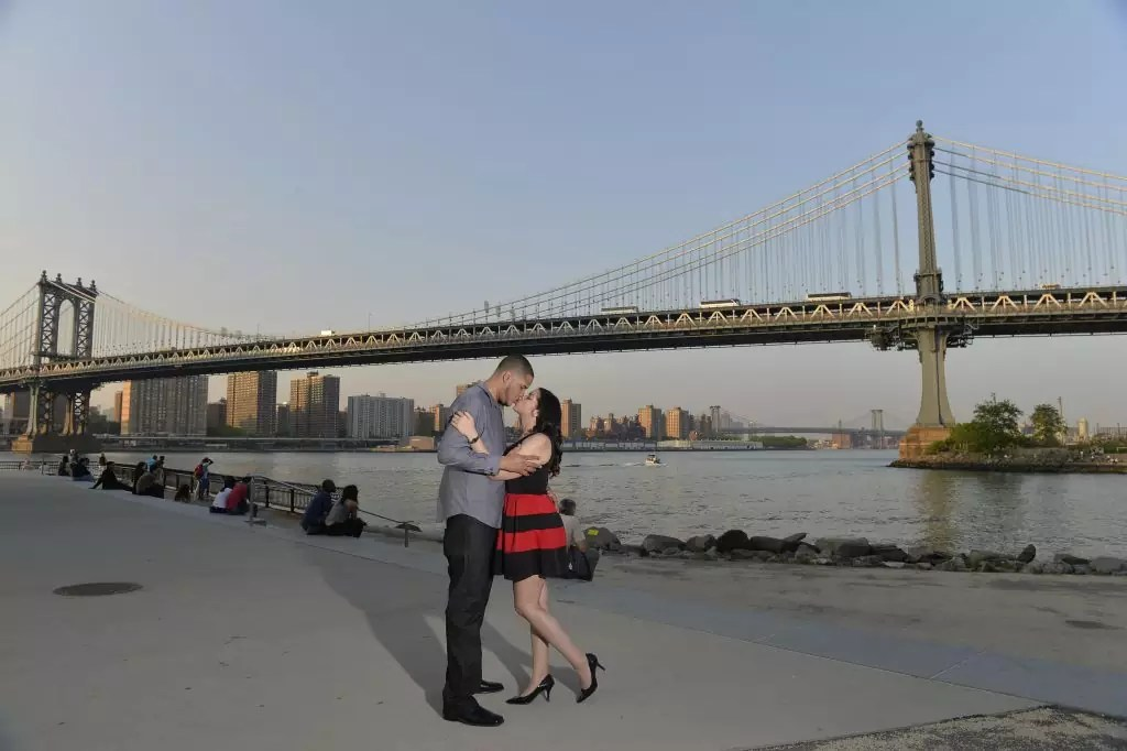 Engagement Photographers in New York City
